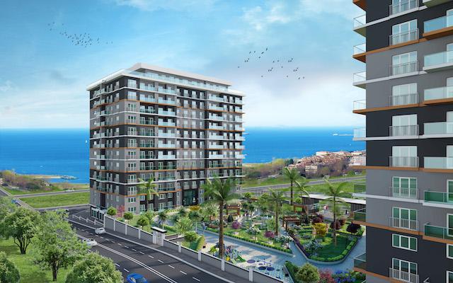 LessMore Proje Pazarlama – 212 Sea Palm Residence